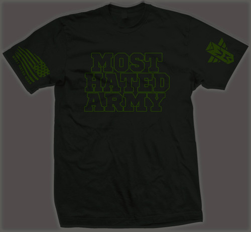 MOST HATED ARMY