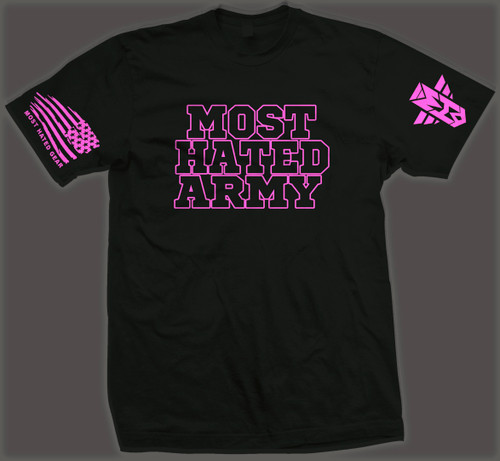 MOST HATED ARMY.