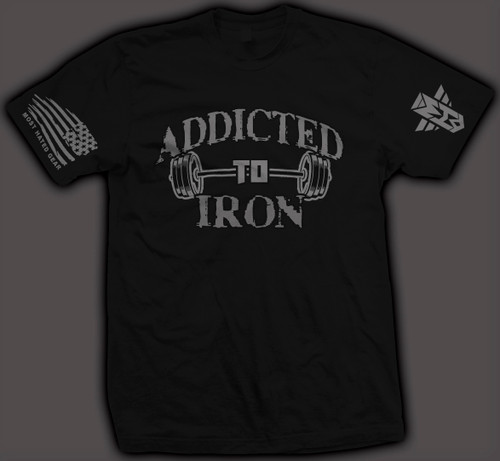 ADDICTED TO IRON