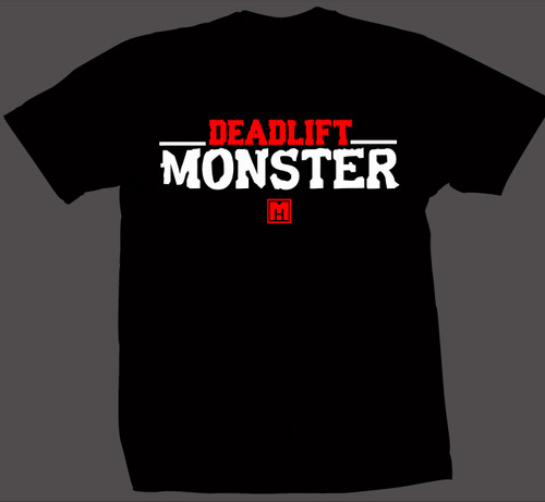 Deadlift Monster