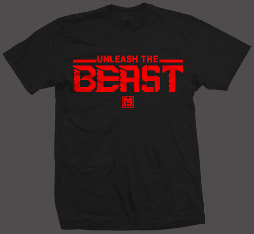 Unleash The Beast Red