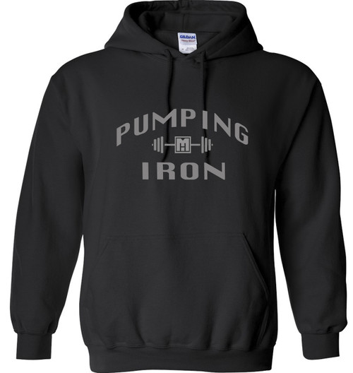 PULLOVER HOODIE PMIRON