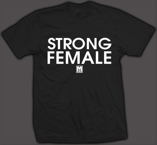 *STRONG FEMALE