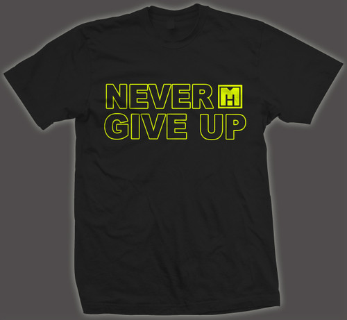 ***NEVER GIVE UP NY