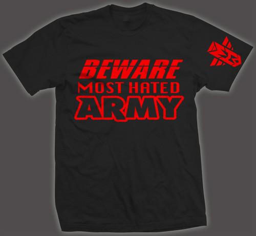 BEWARE MH ARMY R