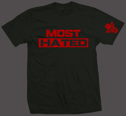 MOST HATED R