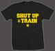 SHUT UP & TRAIN