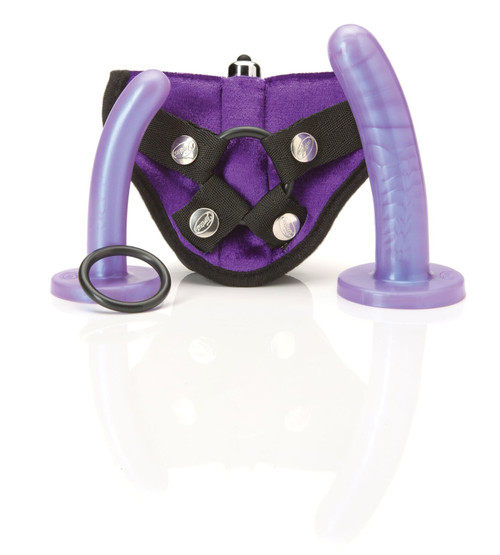 Tantus Bend Over Beginner Kit (Purple Haze)