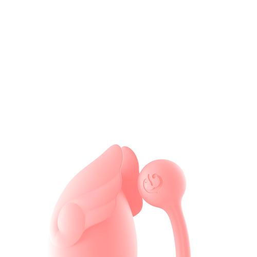 Zalo Amourette Fairy Pink Egg Vibrator