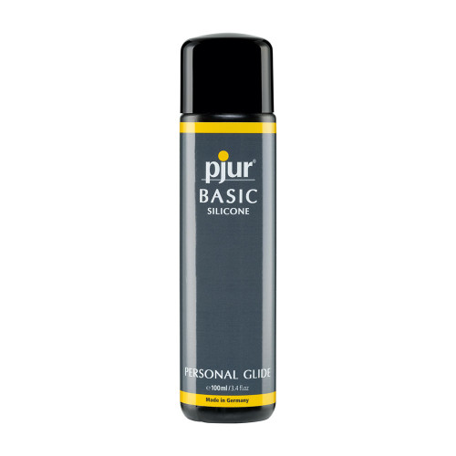 pjur Basic Personal Glide 100 ml - Silicone Lubricant