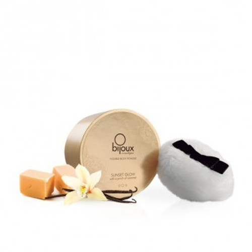 Sunset Glow Kissable Body Powder