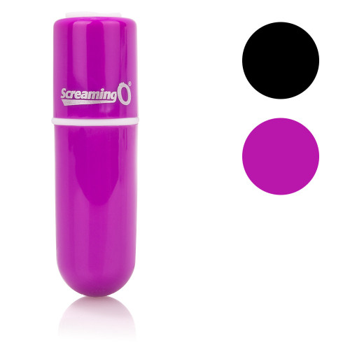 Charged Vooom Rechargeable Bullet Vibe