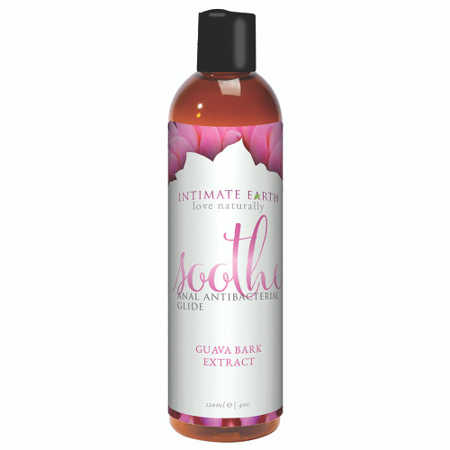 Intimate Earth Soothe Anal Anti-Bacterial Glide