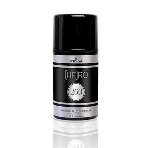 Sensuva (He)ro 260 Talcum Cream for Men