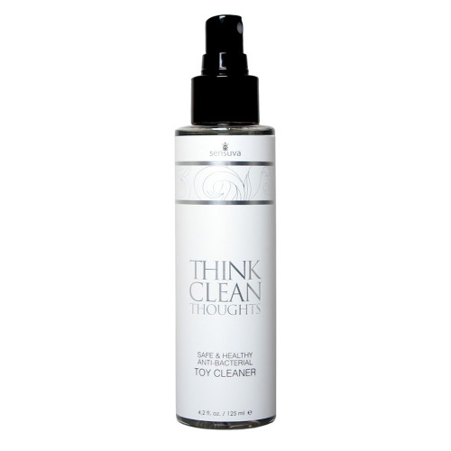 Sensuva Think Clean Thoughts Toy Cleaner