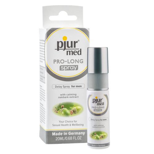 pjur Med Pro-long Delay Spray 20 ml