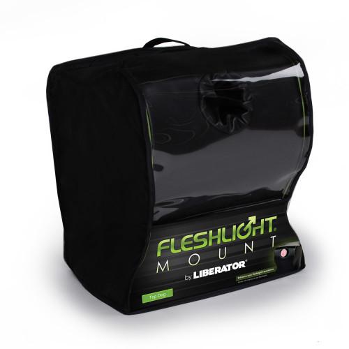 FleshLight Top Dog Sex Toy Mount (Black)
