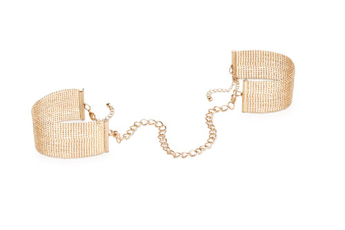 Magnifique Handcuffs Gold