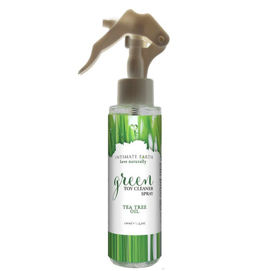 Intimate Earth Green Tea Toy Cleaner Spray 125 ml