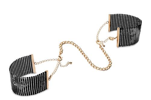 Desir Metallique Handcuffs (Black)