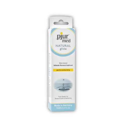 pjur Med Natural Glide 100 ml Lubricant