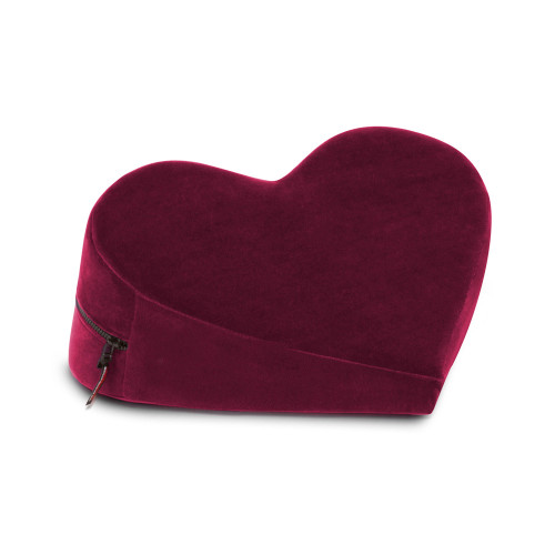 Liberator Heart Wedge Merlot