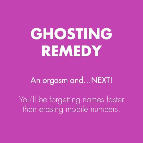 Ghosting Remedy - Clitoral Balm