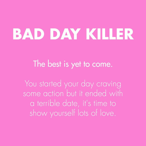 Bad Day Killer - Clitoral Balm