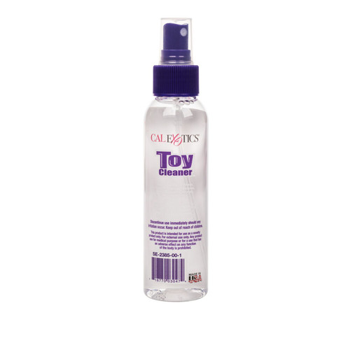 CalExotics Universal Toy Cleaner - Clear