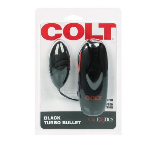 COLT Turbo Bullet Black