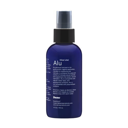 Dame Alu Personal Lubricant (118ml)