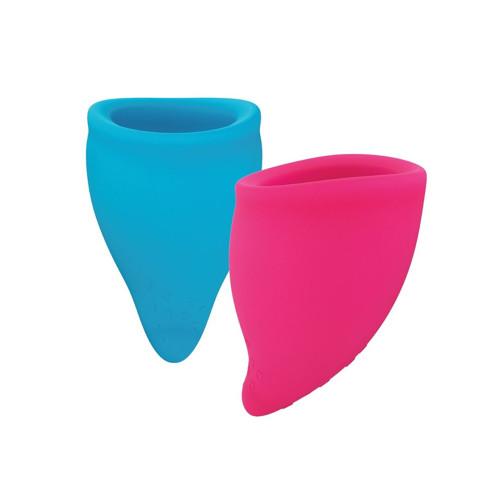 Fun Menstrual Cup 2-Pack