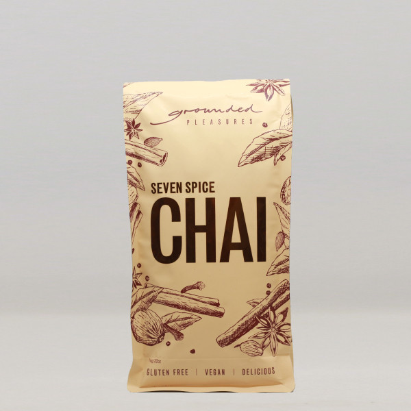 Grounded Pleasures Seven Spice Chai 1kg