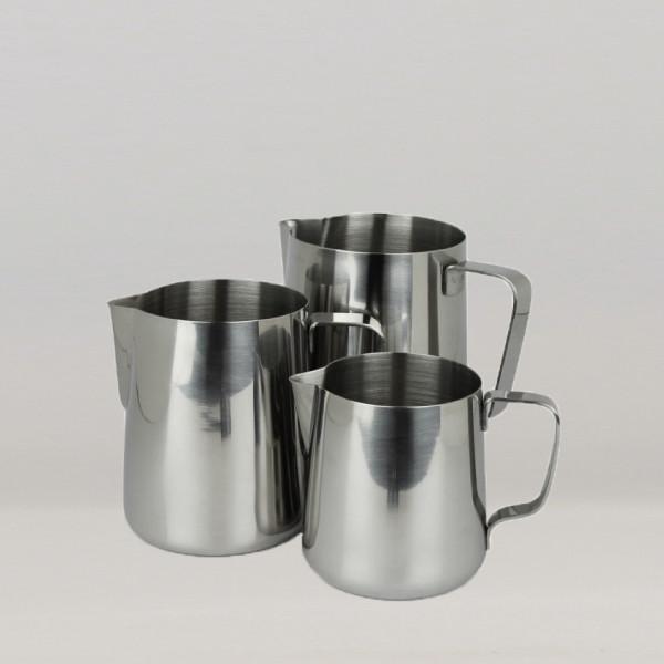 Stainless Steel Incasa Milk Jug