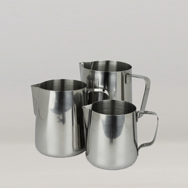 Stainless Steel Incasa Milk Jug