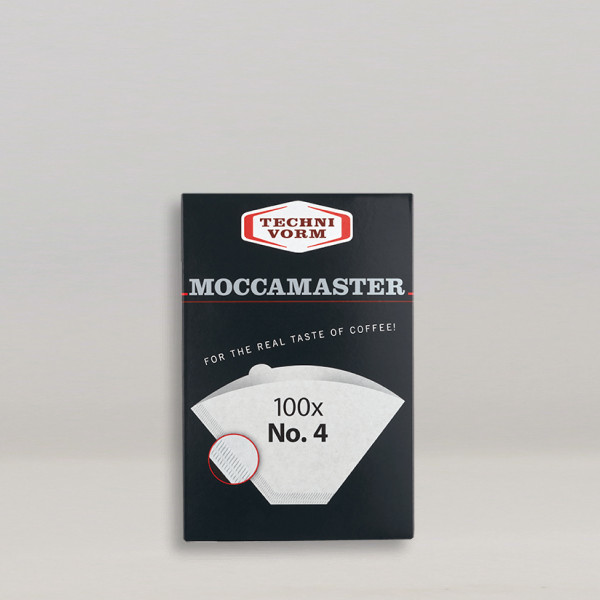 Filter Paper #4  for Moccamaster Thermal 1.25 Litre