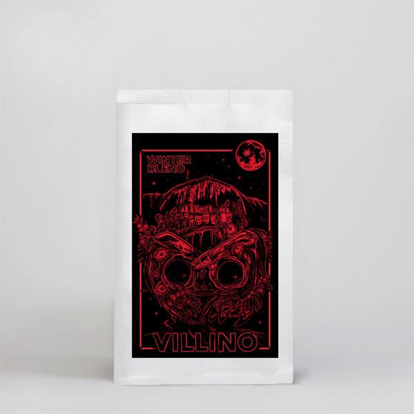 Villino Winter Espresso Blend, Coffee Bag