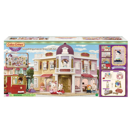 Grand Department Store Gift Set