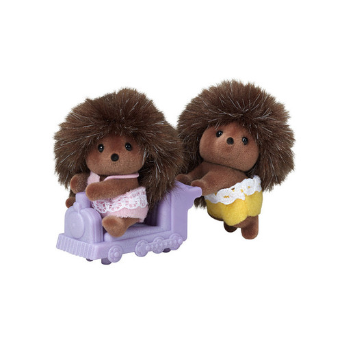 Picklewoods Hedgehog Twins