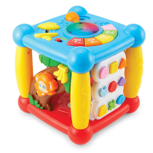 Light 'n Sounds Activity Cube