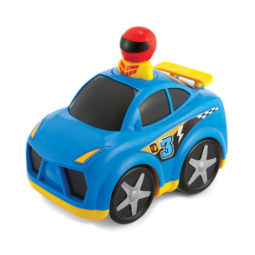 Press n' Zoom Race Car