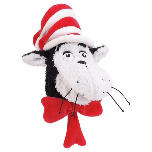 Dr Suess Cat in Hat Puppet