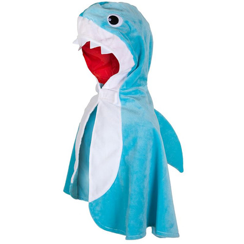 Baby Shark Cape Size 12-24 mnths