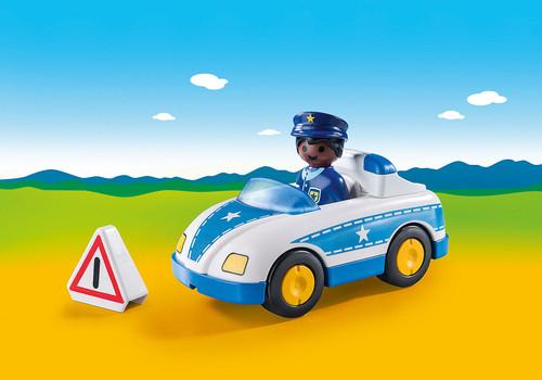 Police Car 1,2,3