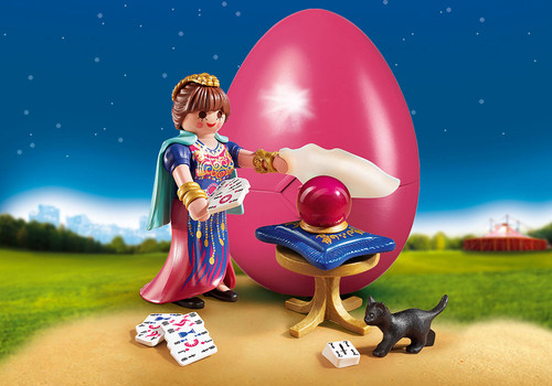 Easter Egg Fortune Teller