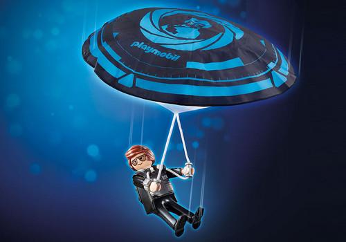 Rex Dasher With Parachute