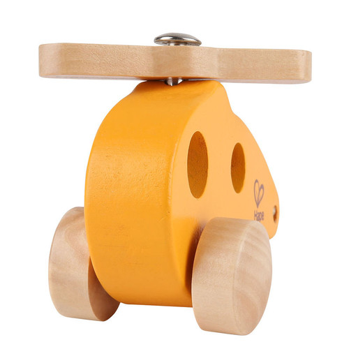 Wooden Little Copter