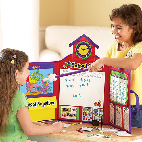 Pretend & Play School Set With Canadian