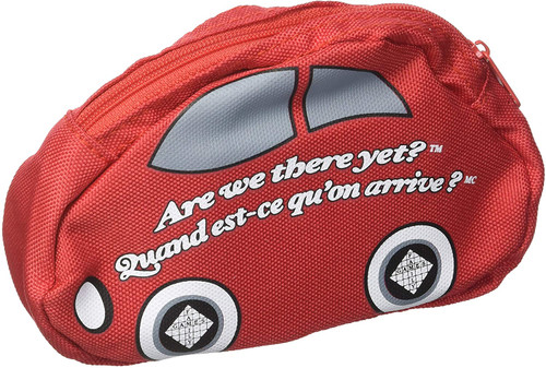 Are We There Yet? Auto Travel Bag