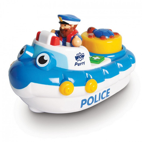 Police Boat Perry